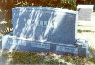 MILLER, MORDECAI DARE - Decatur County, Iowa | MORDECAI DARE MILLER