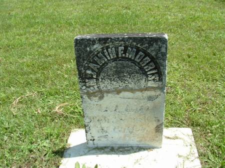 MORRISON, BENJAMIN F. - Decatur County, Iowa   BENJAMIN F. MORRISON