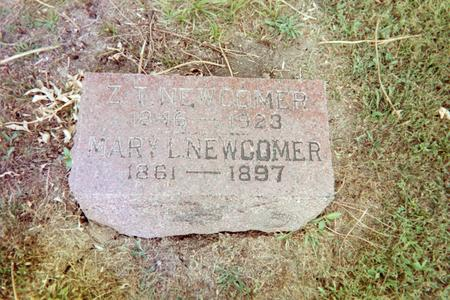 NEWCOMER, MARY - Decatur County, Iowa | MARY NEWCOMER