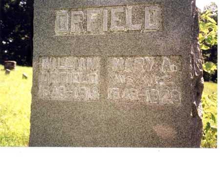 ORFIELD, WILLIAM P. - Decatur County, Iowa | WILLIAM P. ORFIELD