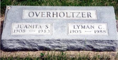 OVERHOLTZER, JUANITA S. AND LYMAN C. - Decatur County, Iowa | JUANITA S. AND LYMAN C. OVERHOLTZER