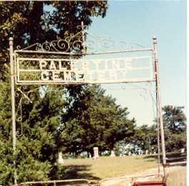 PALESTINE, CEMETERY - Decatur County, Iowa   CEMETERY PALESTINE