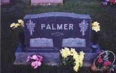 EURITT PALMER, HETTIE ERMAL - Decatur County, Iowa | HETTIE ERMAL EURITT PALMER