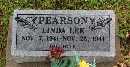 PEARSON, LINDA LEE - Decatur County, Iowa   LINDA LEE PEARSON