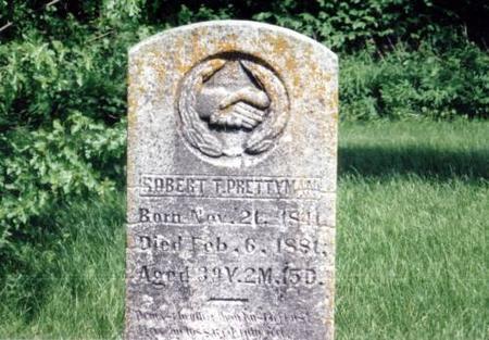 PRETTYMAN, ROBERT - Decatur County, Iowa | ROBERT PRETTYMAN