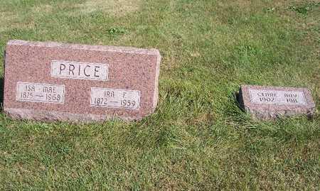 ROBERTS PRICE, ISA MAE - Decatur County, Iowa | ISA MAE ROBERTS PRICE
