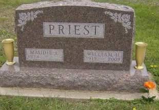 ELLARS PRIEST, MAUDIE - Decatur County, Iowa | MAUDIE ELLARS PRIEST