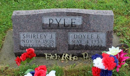 PYLE, SHIRLEY J. - Decatur County, Iowa | SHIRLEY J. PYLE