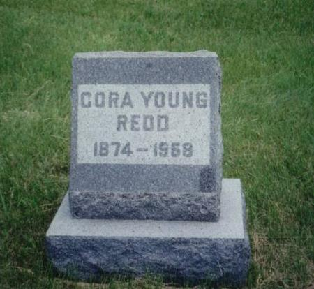 REDD, CORA YOUNG - Decatur County, Iowa | CORA YOUNG REDD