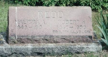 REDD, MALISSA A. AND ROBERT H. - Decatur County, Iowa | MALISSA A. AND ROBERT H. REDD