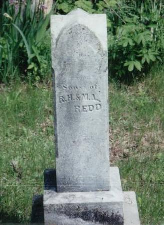 REDD, SONS OF R.H. AND M.A. - Decatur County, Iowa | SONS OF R.H. AND M.A. REDD