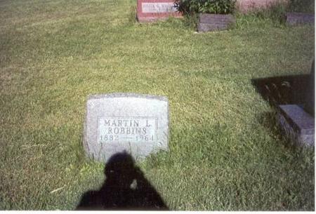 ROBBINS, MARTIN L. - Decatur County, Iowa | MARTIN L. ROBBINS