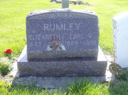 RUMLEY, MARY ELIZABETH - Decatur County, Iowa | MARY ELIZABETH RUMLEY