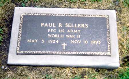 SELLERS, PAUL R. - Decatur County, Iowa   PAUL R. SELLERS