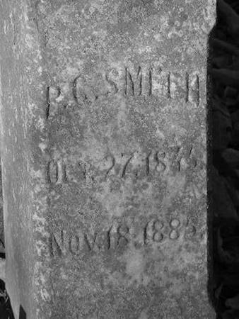 SMITH, P. C - Decatur County, Iowa | P. C SMITH
