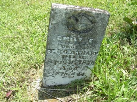 THARP, EMILY E. - Decatur County, Iowa | EMILY E. THARP