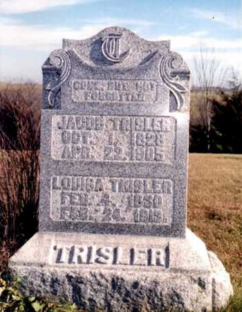 TRISLER, JACOB LEVI - Decatur County, Iowa | JACOB LEVI TRISLER