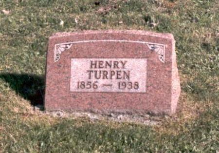 TURPEN, HENRY - Decatur County, Iowa | HENRY TURPEN