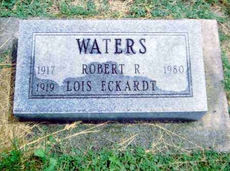 WATERS, ROBERT & LOIS - Decatur County, Iowa   ROBERT & LOIS WATERS
