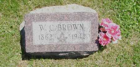 WILLIAM, BROWN - Decatur County, Iowa | BROWN WILLIAM