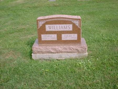 WILLIAMS, GEORGE & SARAH - Decatur County, Iowa | GEORGE & SARAH WILLIAMS