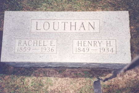 LOUTHAN, HENRY H. - Decatur County, Iowa | HENRY H. LOUTHAN