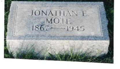 MOTE, JONATHAN E - Decatur County, Iowa | JONATHAN E MOTE