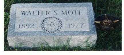 MOTE, WALTER S - Decatur County, Iowa | WALTER S MOTE