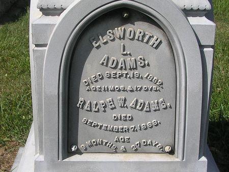 ADAMS, ELSWORTH L. - Delaware County, Iowa   ELSWORTH L. ADAMS