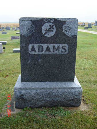 ADAMS, JULIA - Delaware County, Iowa | JULIA ADAMS