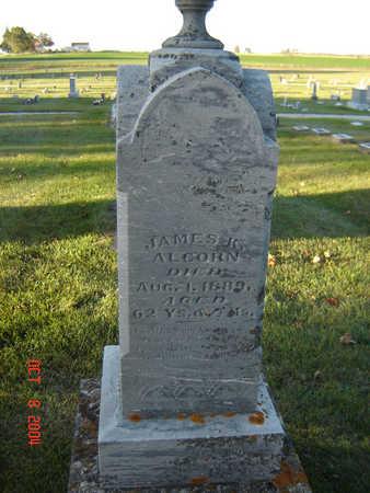 ALCORN, JAMES K. - Delaware County, Iowa | JAMES K. ALCORN