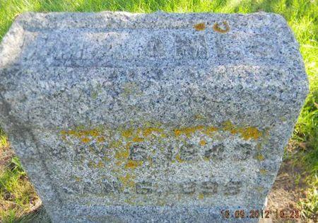 AMES, WILLIAM A. - Delaware County, Iowa | WILLIAM A. AMES