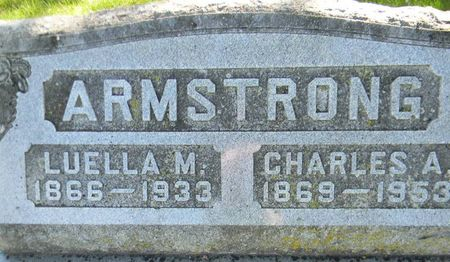 ARMSTRONG, CHARLES A. - Delaware County, Iowa | CHARLES A. ARMSTRONG