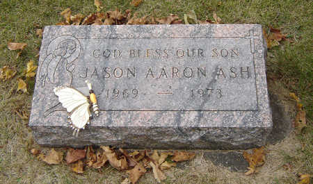 ASH, JASON AARON - Delaware County, Iowa | JASON AARON ASH