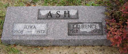 ASH, LAURENCE - Delaware County, Iowa | LAURENCE ASH