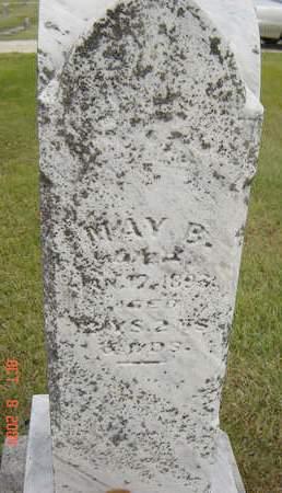 ASH, MAY B. - Delaware County, Iowa | MAY B. ASH