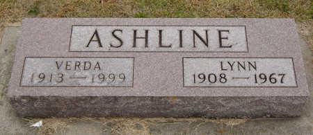 BROOKSHIER ASHLINE, VERDA - Delaware County, Iowa | VERDA BROOKSHIER ASHLINE