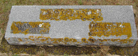 DOUGLAS ASHLINE, JEANNE E. - Delaware County, Iowa | JEANNE E. DOUGLAS ASHLINE