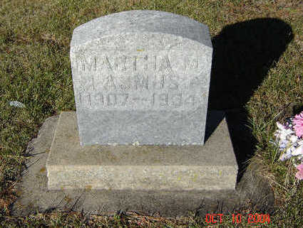 COON ASMUS, MARTHA MARY - Delaware County, Iowa | MARTHA MARY COON ASMUS