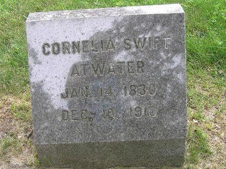 SWIFT ATWATER, CORNELIA - Delaware County, Iowa | CORNELIA SWIFT ATWATER