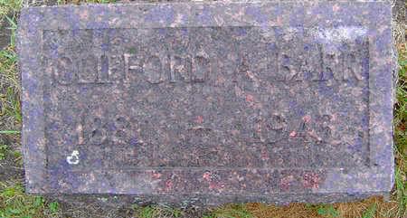 BARR, CLIFFORD A. - Delaware County, Iowa | CLIFFORD A. BARR
