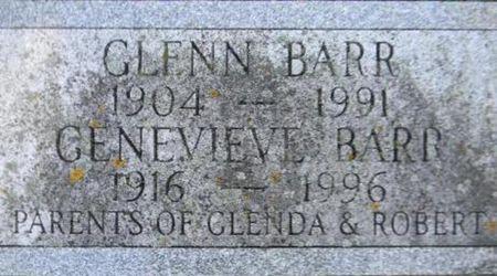BARR, GLENN - Delaware County, Iowa | GLENN BARR