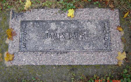 BARR, JAMES - Delaware County, Iowa   JAMES BARR