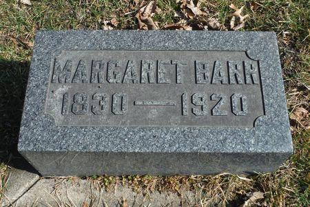 BARR, MARGARET - Delaware County, Iowa | MARGARET BARR