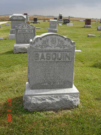 BASQUIN, FRANCIS S. - Delaware County, Iowa | FRANCIS S. BASQUIN