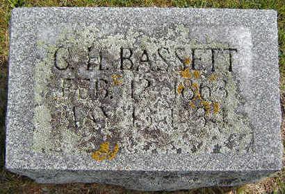 BASSETT, CHARLES HERMAN - Delaware County, Iowa | CHARLES HERMAN BASSETT