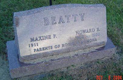 BEATTY, HOWARD E. - Delaware County, Iowa | HOWARD E. BEATTY