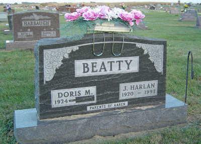 BEATTY, JAMES HARLAN - Delaware County, Iowa | JAMES HARLAN BEATTY
