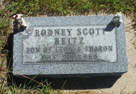 BEITZ, RODNEY SCOTT - Delaware County, Iowa | RODNEY SCOTT BEITZ
