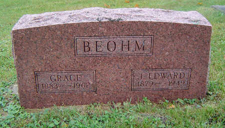 BEOHM, GRACE - Delaware County, Iowa | GRACE BEOHM